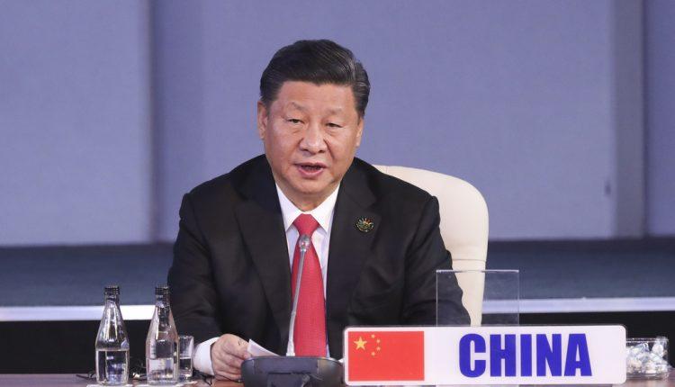 中國經濟「懸崖式下跌」
