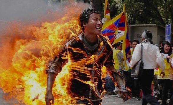 中國與惡的距離III:中國對西藏